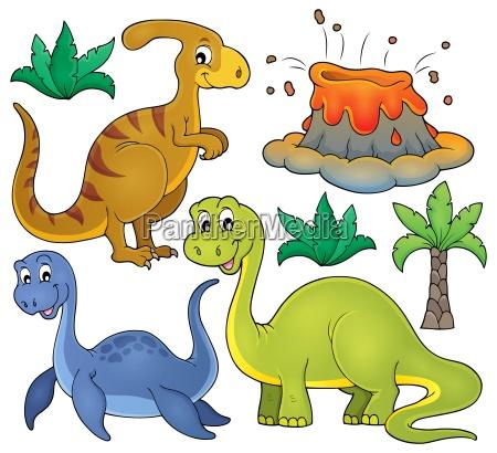 dinosaur topic set 3