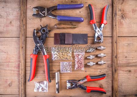 rotary leder stanzwerkzeuge