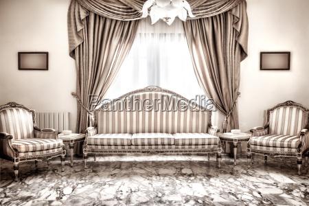 moebel innenraum sofa komfortabel teuer retro