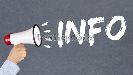 info infos information informationen news nachrichten