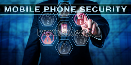 cyber strafstoss mobile phone security