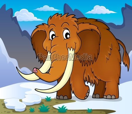 mammoth thema bild 1
