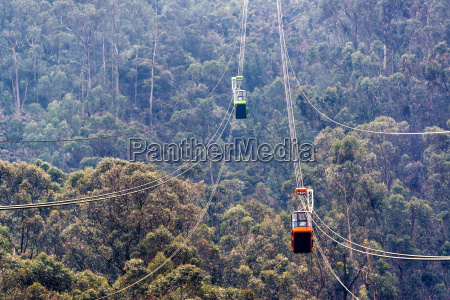 monserrate aerial tramway