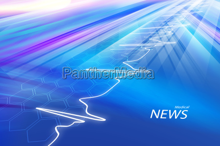 medical abstract background concept series 04