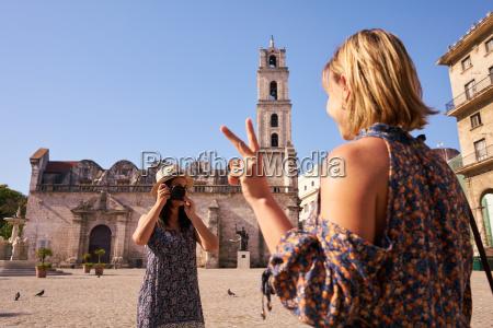 weiblich tourismus in kuba frauen freunde
