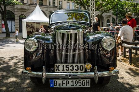 berlin 5 juni 2016 oldtimer
