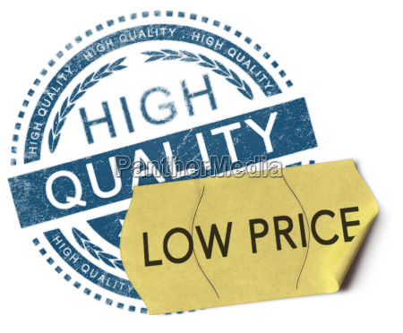 high quality low price