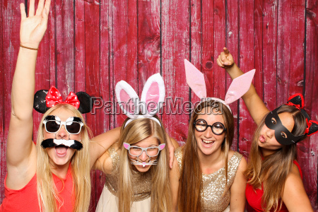 sweet bunnies look stupid party