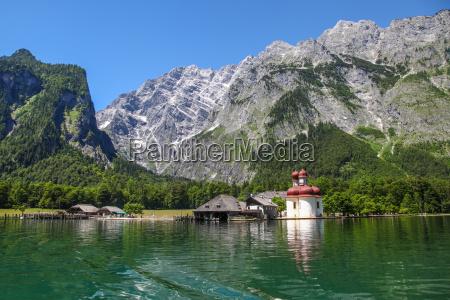 berchtesgaden berchtesgadener land bayern deutschland reise