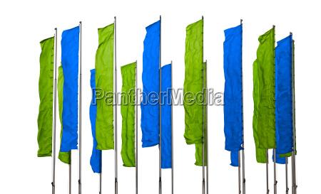 symbolisch sinnbild freiheit ungebundenheit fahne flagge