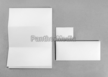 blank corporate identity vorlage