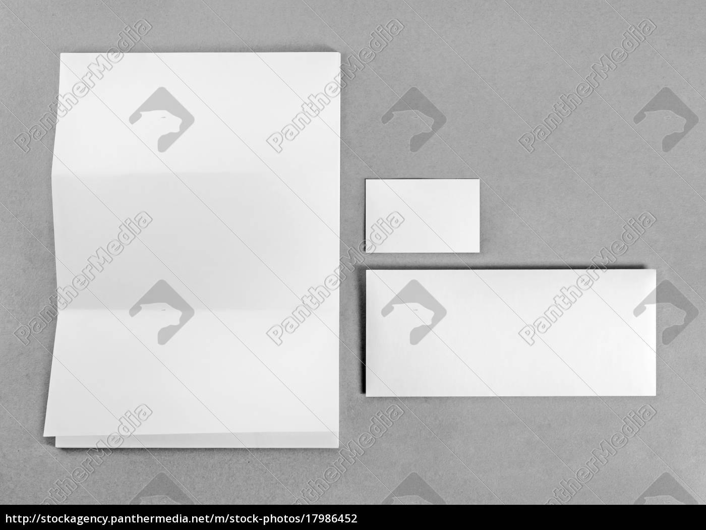 blank, corporate-identity-vorlage - 17986452