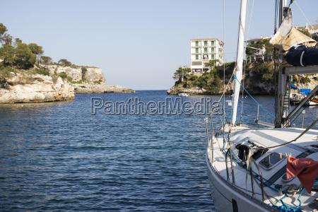 mallorca sailing boat
