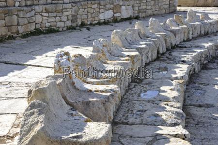 italy sicily segesta stony seats of