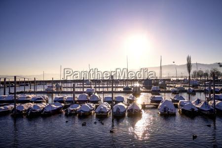 switzerland arbon view to marina by