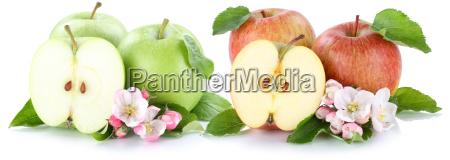apple fruit apples isolated freigestellt fresh