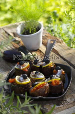 auberginen a la provencal