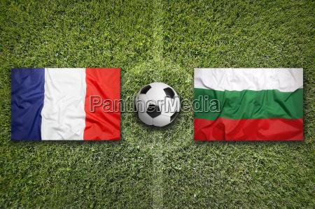 sport ball frankreich fahne flagge flaggen