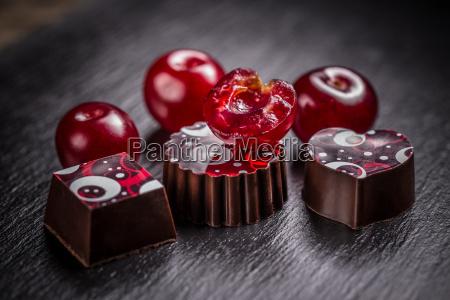 truffle chocolate candies