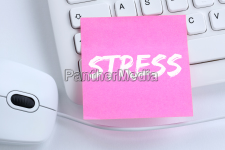 stress in job burnout relaxation business
