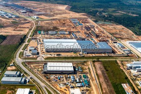 industriegebiet landentwicklung