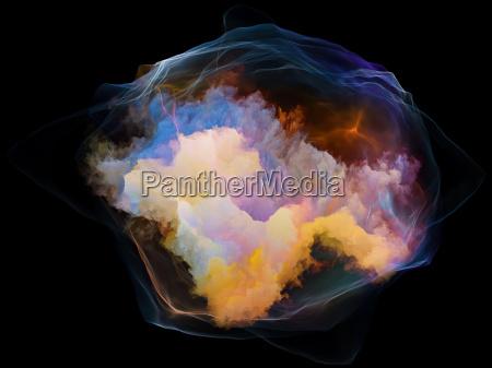 mind particle metaphor