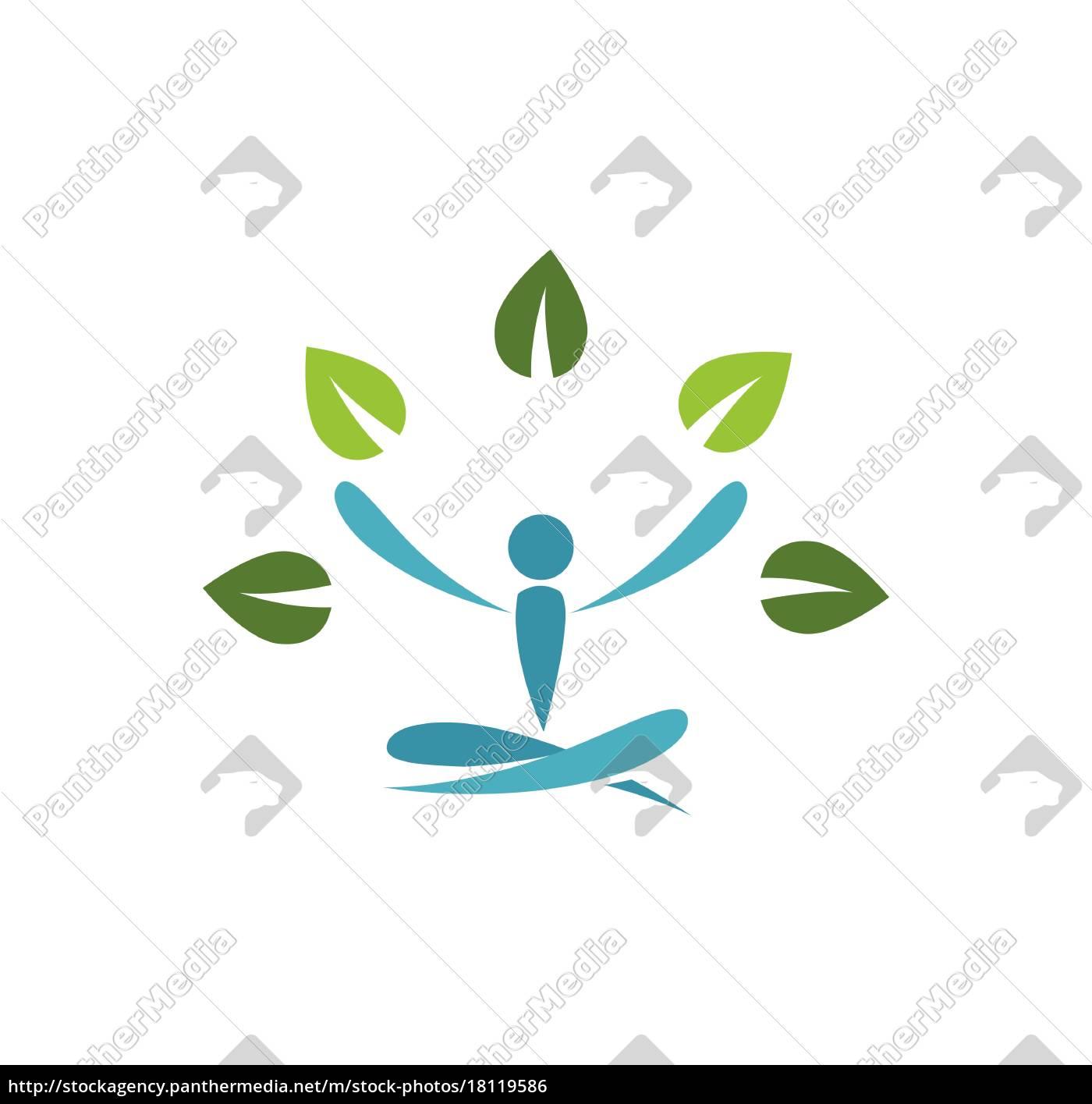 gesundheit, logo-vorlage - 18119586