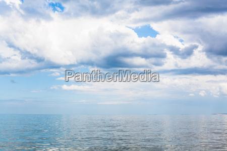 blau fahrt reisen horizont urlaub urlaubszeit
