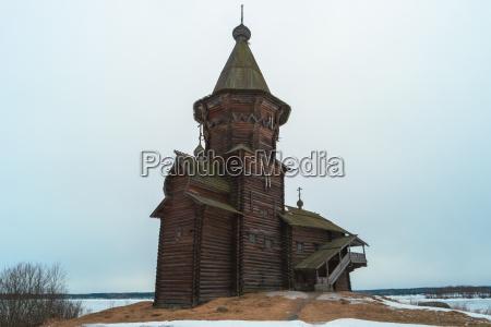 dormition church of kondopoga
