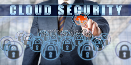enterprise manager pushing cloud security