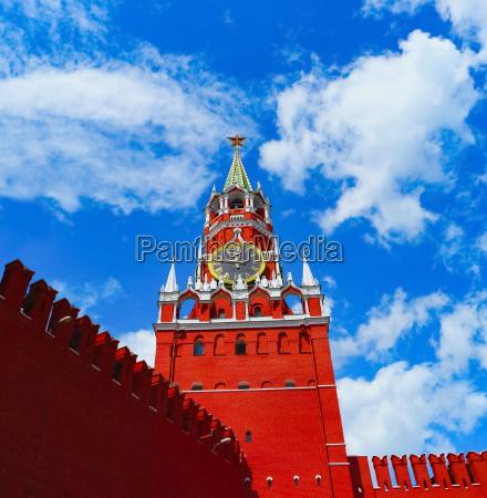 kreml in moskaurussland