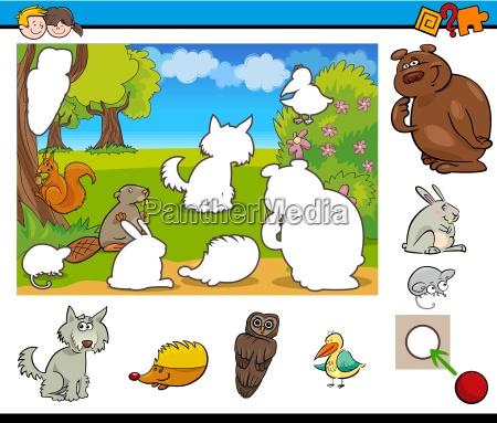 cartoon game for kids