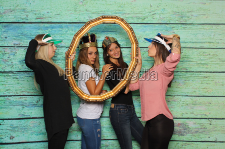 party with a photo box