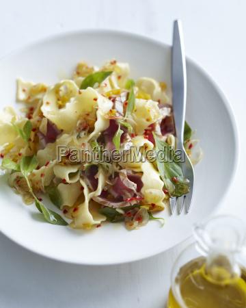 chilli lemon tuna pasta