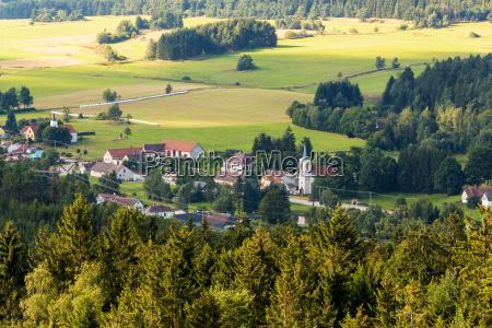 czech landscape known as czech canada