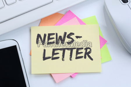 newsletter on the internet for business