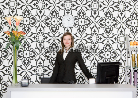 portrait female business owner
