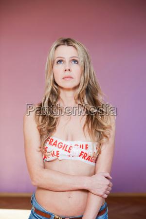 womans portrait