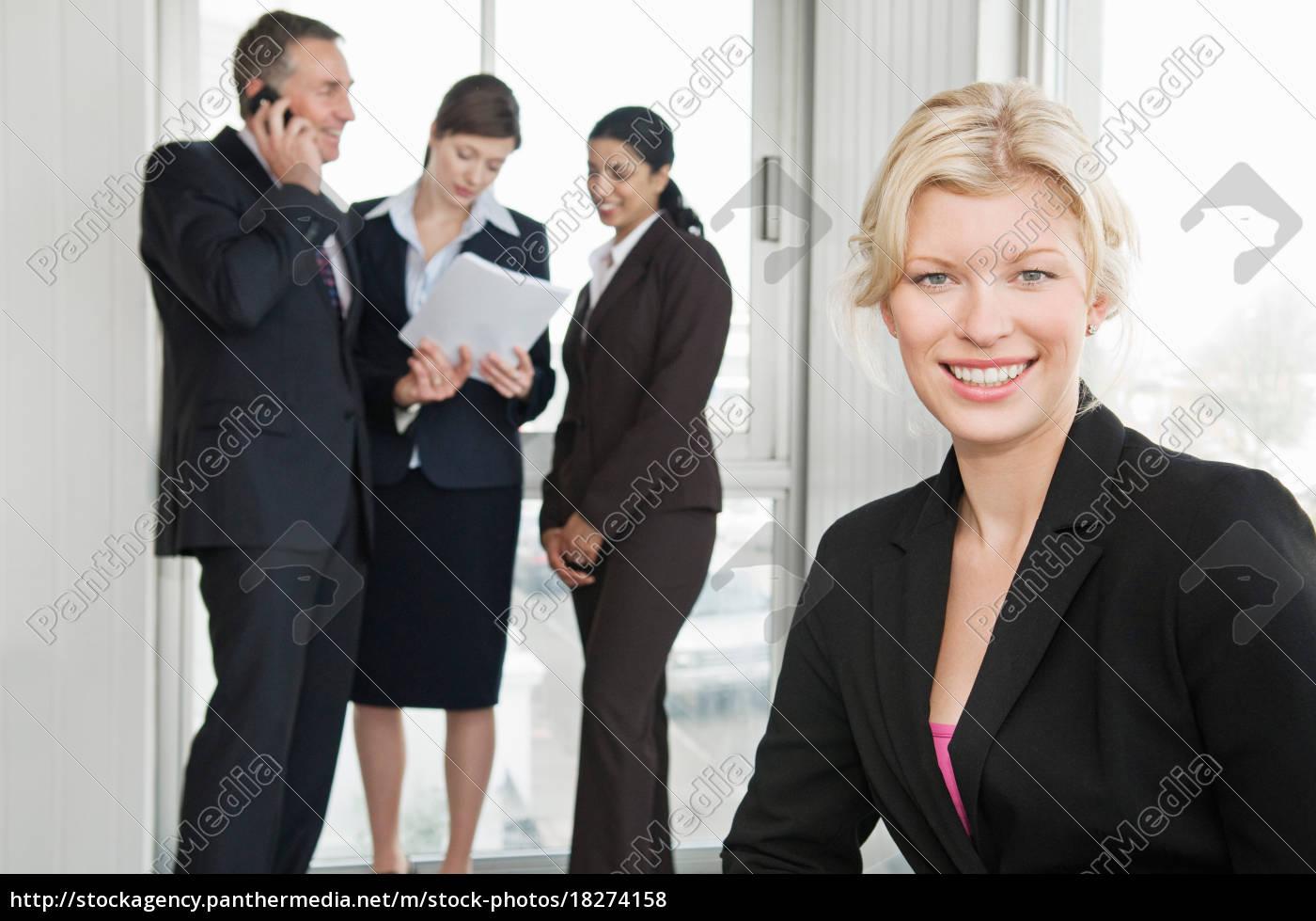 a, portrait, of, a, business, woman - 18274158