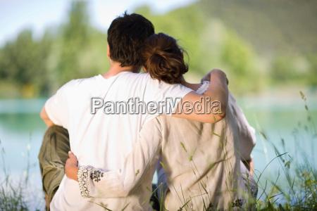 romatic couple