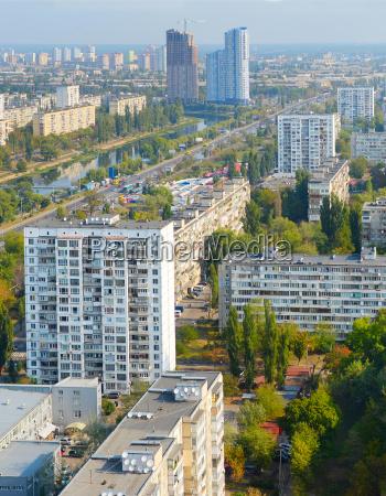 kiev architecture ukraine