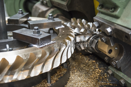 bronze worm gear with specialist cutting