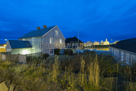 wohnheime in der daemmerungstykkisholmursnaefellsnesisland