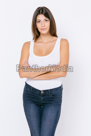 frau feminin weiblich stellung haltung weibchen