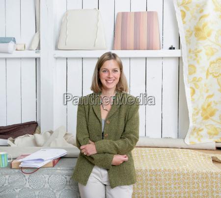 portrait business women
