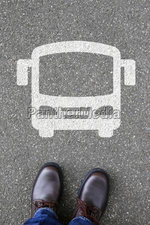man man bus bus bus remote
