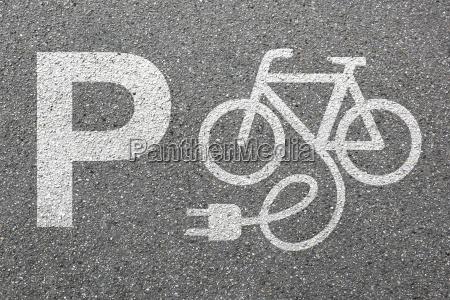 parking e bike ebike e bike