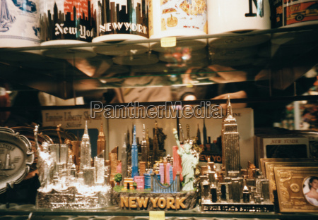 shop window new york for editorial