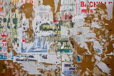 fahrt reisen stadt mauer plakat argentinien