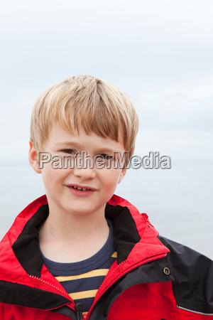boy, outdoors - 18606596